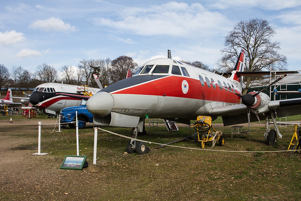 Scottish Aviation Jetstream T.1