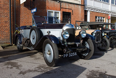 Morris Oxford MG Supersports