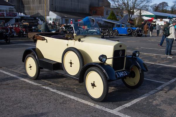 1924 - Trojan Utility Car