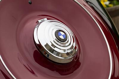 1937 - Frazer Nash/BMW 326 Saloon