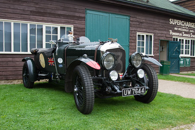 1929 - Bentley 4½ Litre