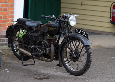 Velocette Motorcycle