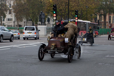 1904 - Grout 7hp Tonneau Body (Steam Car)