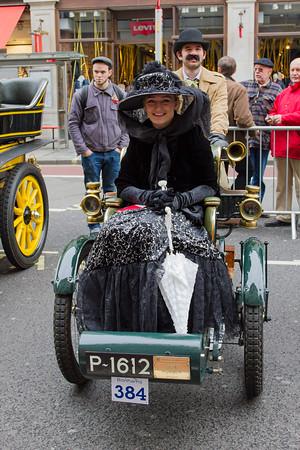 1904 - Humber 2.75hp Olympia Tandem