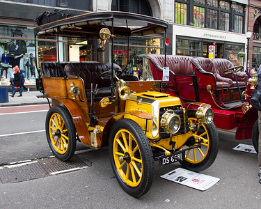 1902 - Panhard et Levassor 7hp Covered Tonneau Body