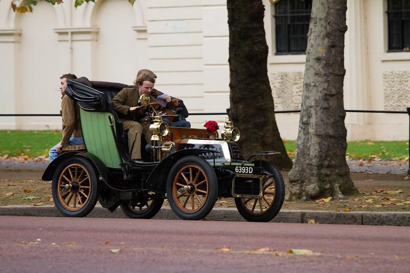 1904 - De Dion Bouton 8hp Victoria Body