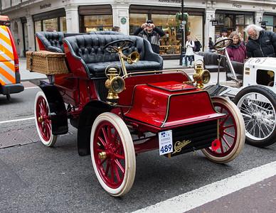 1904 - Cadillac 8.25 hp Tonneau Body