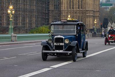 1934 - Austin 12-4 Taxi