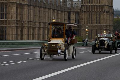 1903 - White 10hp Touring  Body (Steam Car)