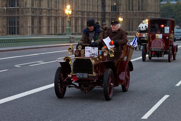 1904 Speedwell 6hp Dogcart Body