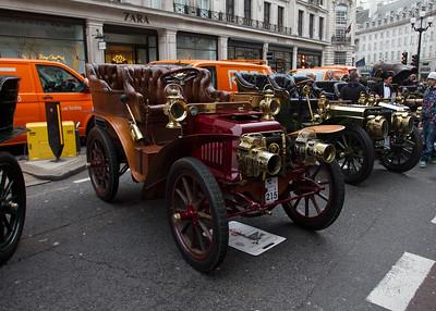 1902 - Panhard et Levassor 10hp Rear-Entrance Tonneau Body