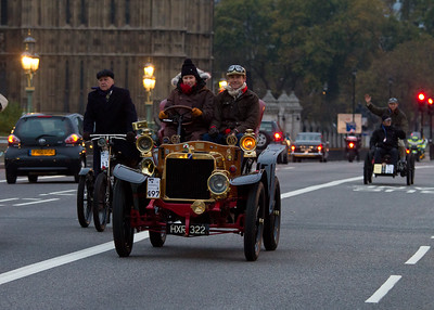 "1904 Darracq 12hp Two-Seater Body ""Genevieve"""