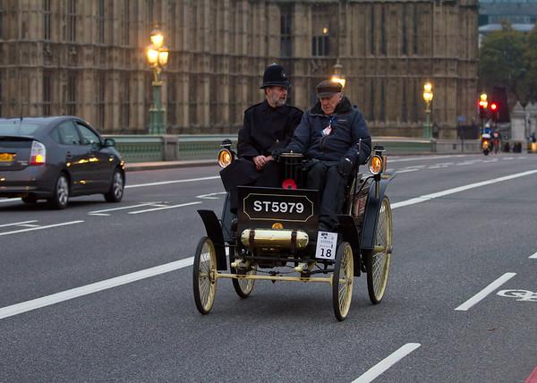 1898 - Benz 3.5hp Dogcart Body