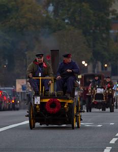 1896 - Salvesen 10hp Open Cart (Steam Car)