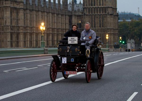 1893 Benz 4hp Victoria Body