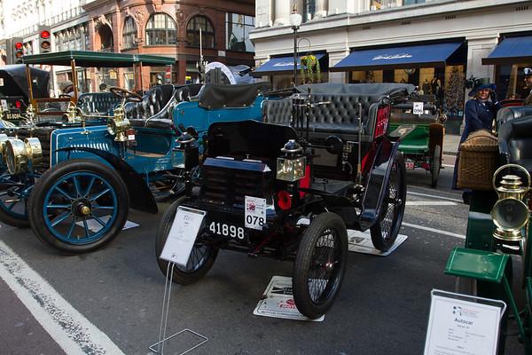 1901 - Benz 3hp  Vis-à-vis Body