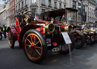 1903 - Panhard-Levassor 15hp Two-Seater Body