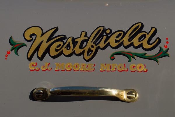1902 Westfield 13hp Rear-Entrance Tonneau Body