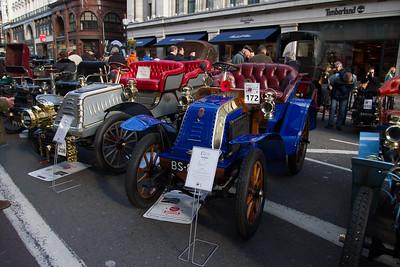 1902 - Deckert 8hp Two-Seater Body