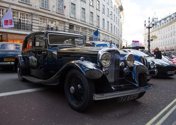 1934 Bentley 3½ Litre