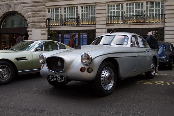 1958 Bristol 404S Coupe
