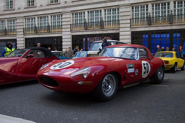 1961 Jaguar E-Type Semi-lightweight