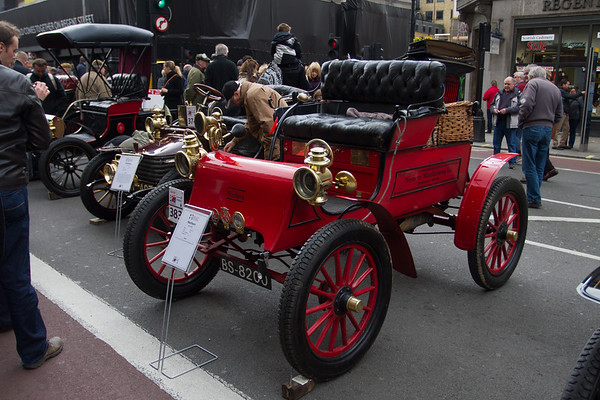1904 - Northern 6.5hp Two-Seater Body