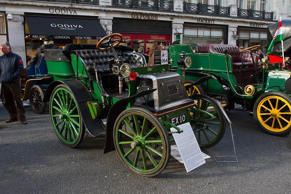 1900 - Daimler Type 2 6hp Four Seater Body