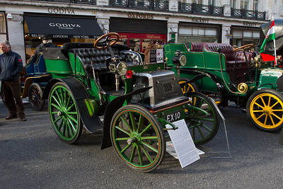 1900 Daimler Type 2 6hp Four Seater Body