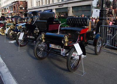 1902 - Oldsmobile 4.5hp Curved-Dash Runabout Body