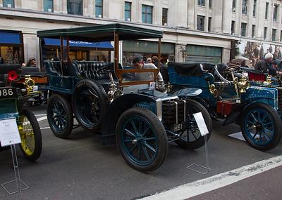 1902 - Napier 12hp Tonneau Body