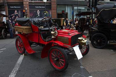 1904 - Rambler 16hp Rear-Entrance Tonneau Body