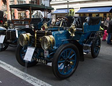 1902 - Panhard et Levasson 20hp Tonneau Body