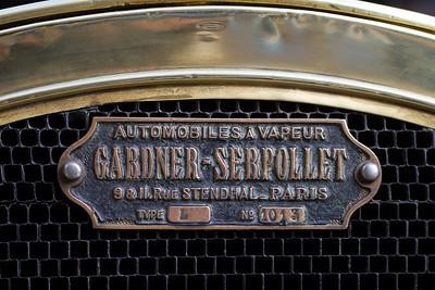 1904 - Gardner-Serpollet 18hp Tulip Phaeton Body