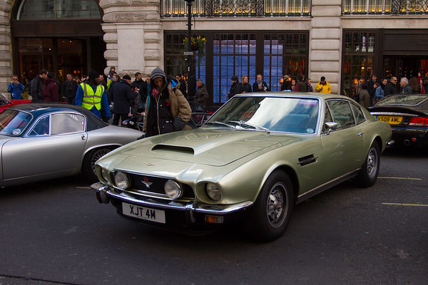 1974 Aston Martin V8 Vantage