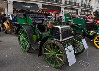 1900 - Daimler Type 2.6hp Four-Seater Body