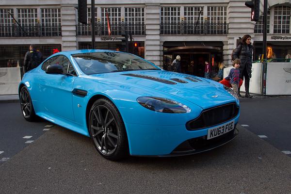 2013 - Aston Martin V12 Vantage S
