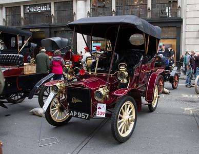1904 - Cadillac 8.5hp Tonneau Body