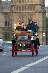 1900 - Daimler 6hp Wagonette Body