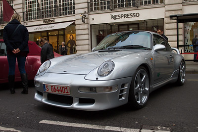 RUf Porsche 911