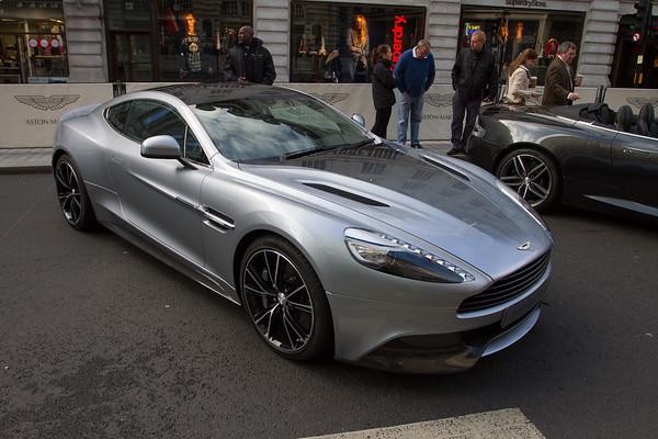 2013 - Aston Martin Vanquish