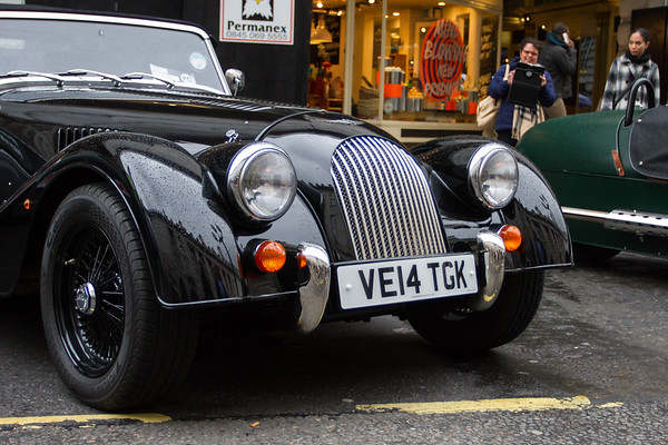 2014  - Morgan Roadster