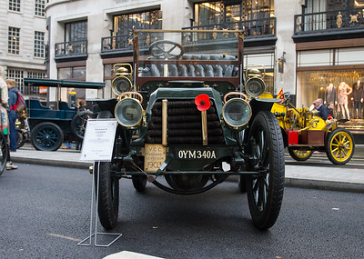 1903 Panhard et Levassor 7hp Tonneau Body