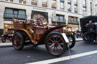 1902 Panhard et Levassor 10hp Rear-Entrance Tonneau Body