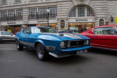 Ford Boss Mustang