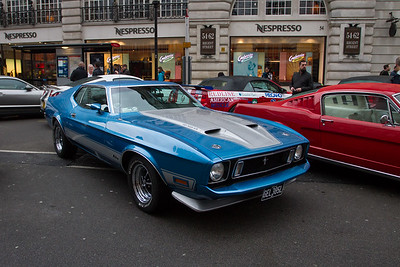 1973 Ford Boss Mustang