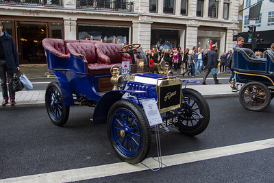 1904 - Autocar 12hp Tonneau Body