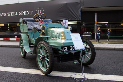 1901 - Darracq 6.5 Hp Two-Seater Body