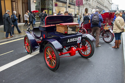 1904 Oldsmobile 7hp Curved-Dash Body