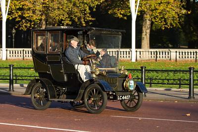1905 - Cadillac 9hp Limousine